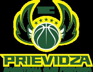 BC Prievidza - Image: BC Prievidza logo