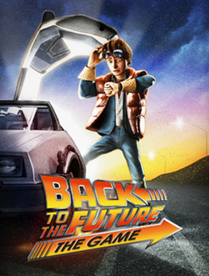 Back to the Future: The Game - Image: Back to the Future The Game