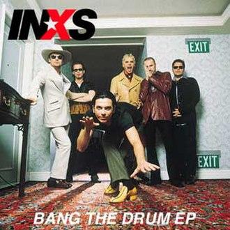 Bang the Drum EP - Image: Bangthedrum