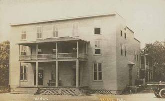 Bayard (Jacksonville) - Bayard Wing Hotel 1901