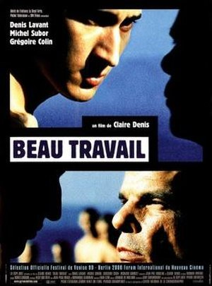 Beau Travail - Theatrical release poster