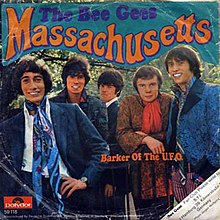Bee Gees — Massachusetts (studio acapella)