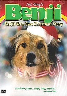 <i>Benjis Very Own Christmas Story</i> 1978 television film directed by Joe Camp