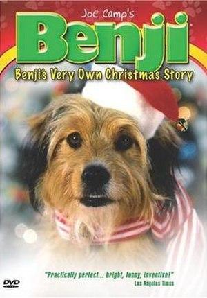 Benji's Very Own Christmas Story - Image: Benji's Very Own Christmas Story