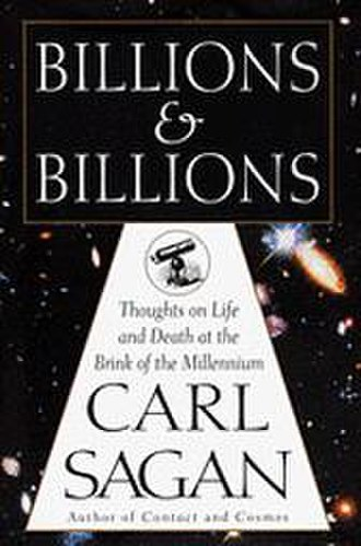 Billions and Billions - Cover of the first edition