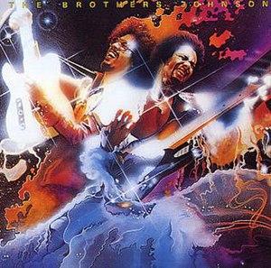 Blam! (Brothers Johnson album) - Image: Blam! 1978