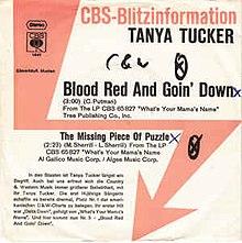 Missing lyrics by Tanya Tucker?
