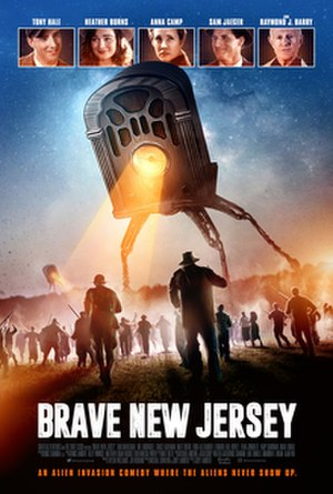 Brave New Jersey - Theatrical release poster