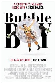 <i>Bubble Boy</i> (film) 2001 film
