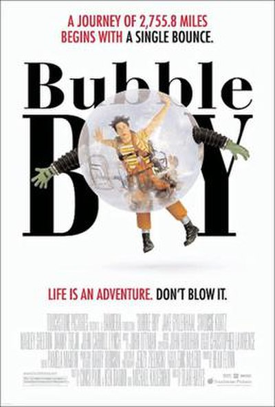 Picture of a movie: Bubble Boy