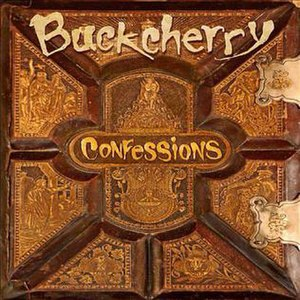 Confessions (Buckcherry album) - Image: Buckcherry Confessions Outer