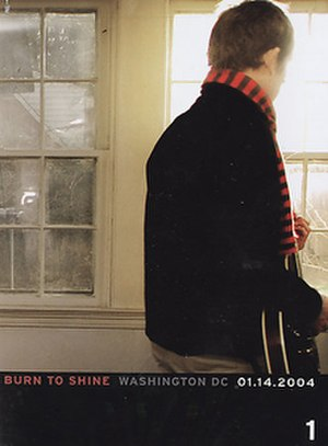 Burn to Shine (DVD series) - Volume 1: Washington DC