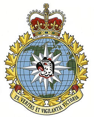 Canadian Forces Military Police - CFNCIU unit badge