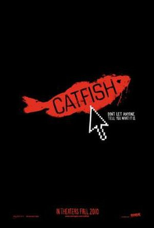 Catfish (film) - Theatrical release poster