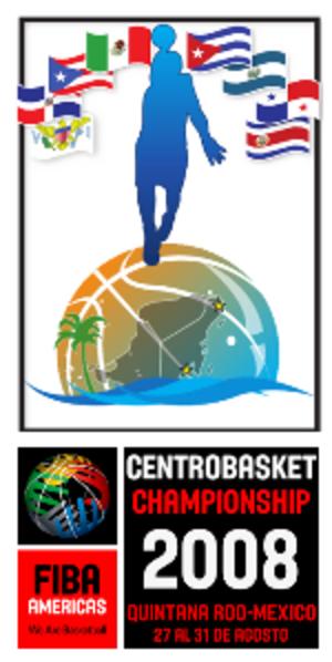 2008 Centrobasket - Image: Centrobasket 2008