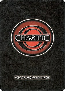 <i>Chaotic Trading Card Game</i> Danish trading card game