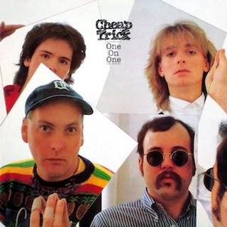 <i>One on One</i> (Cheap Trick album) 1982 studio album by Cheap Trick