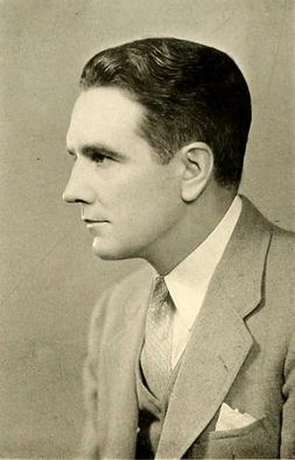 Chet A. Wynne - Wynne pictured in Univ. of Kentucky yearbook, 1936