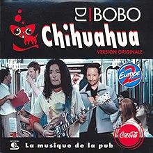 DJ Bobo — Chihuahua (studio acapella)
