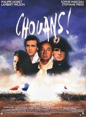 Chouans! - Theatrical release poster