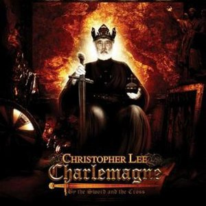 Charlemagne: By the Sword and the Cross - Image: Christopher Lee charlemagne
