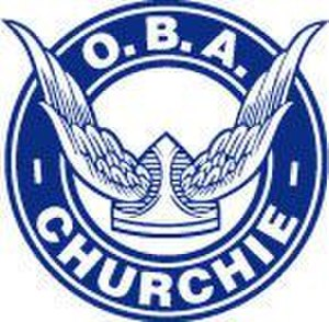 Anglican Church Grammar School - Old Boys' Association Logo