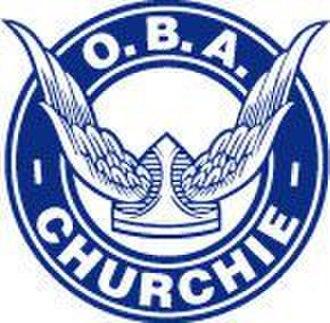 Anglican Church Grammar School - Old Boys' Association Logo