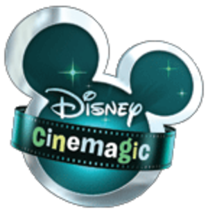 Disney Cinemagic - Image: Cinemagiclogo