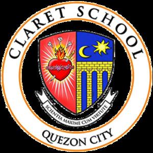 Claret School of Quezon City - Image: Claret coat of arms