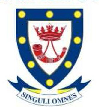 Cornwall Hill College - Image: Cornwall logo