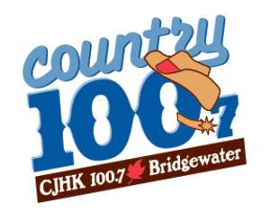 CJHK-FM - Image: Country 1007CJHKlogo