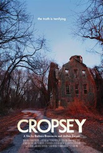 Cropsey (film) - Theatrical release poster
