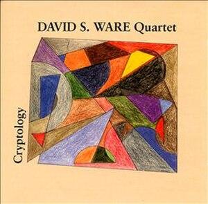 Cryptology (album) - Image: Cryptology David Ware Cover
