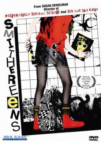 Smithereens (film) - DVD cover