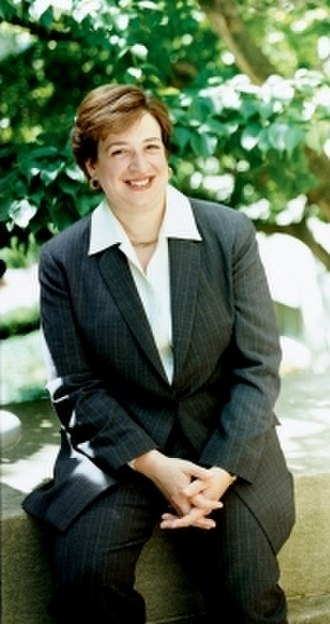 Elena Kagan - Kagan's official portrait as Dean of Harvard Law School