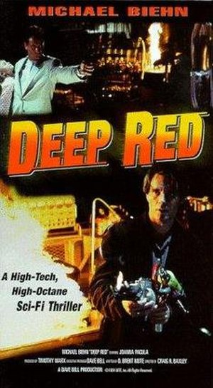 Deep Red (1994 film) - Image: Deep Red (TV film)