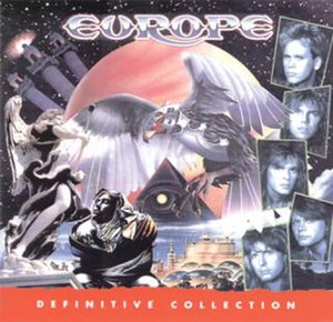 Definitive Collection (Europe album) - Image: Definitive Collection