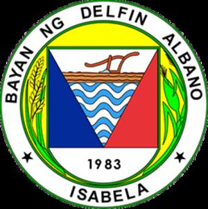 Delfin Albano, Isabela - Image: Delfin Albano Isabela