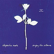 depeche mode enjoy the silence lyrics