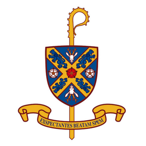 Roman Catholic Diocese of Middlesbrough - Coat of arms of the Bishop Drainey