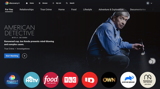 discovery+ Over-the-top streaming video service