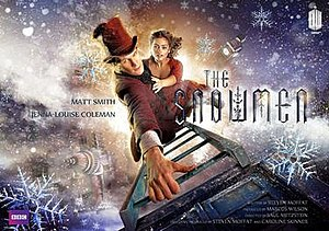 The Snowmen - Image: Doctor Who The Snowmen poster
