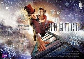 The Snowmen 2012 Doctor Who episode