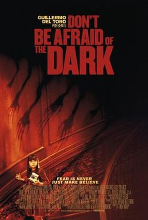 Don't Be Afraid of the Dark (2010 film) - Theatrical release poster