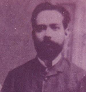 Joaquín González (politician) - Image: Dr. joaquin a