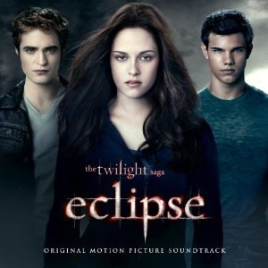 The Twilight Saga: Eclipse (soundtrack) - Image: Eclipse Soundtrack Cover