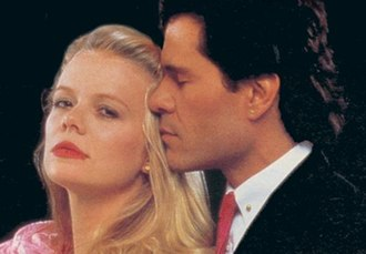 Santa Barbara (TV series) - The supercouple, Eden Capwell (Marcy Walker) and Cruz Castillo (A Martinez).