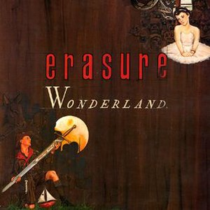 Wonderland (Erasure album) - Image: Erasure Wonderland