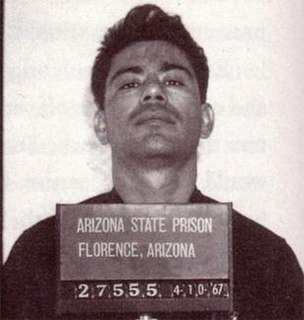 Ernesto Miranda American rapist
