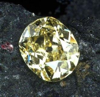 Hopetown - The Eureka Diamond found at Hopetown